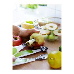Ложка для мороженого икеа и ножи для фруктов, кожуры и сердцевины отзыв 9