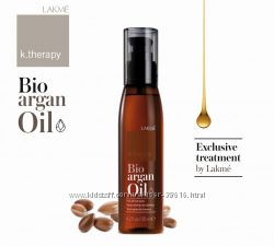 LAKME  Аргановое масло Bio argan Oil