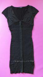 Нарядное платье TallyWeije с люрексом р. S . Новое