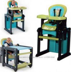 Стульчики для кормления Jane- стул-парта Приехали цвета 2014г
