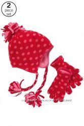 Фирменные шапки на девочку в наличии