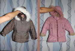 Куртки Lenne  104р. 2 шт