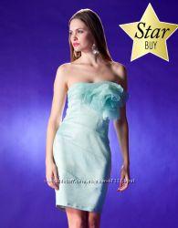 Платье Lipsy нежно-голубого цвета р-р 8 S