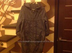 Стильнячий брендовый плащик на девочку Okaidi р 114-116