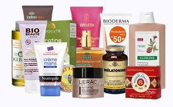 Аптечная косметика из Франции Aderma, BIODERMA,  WELEDA. Более 2010 отзывов