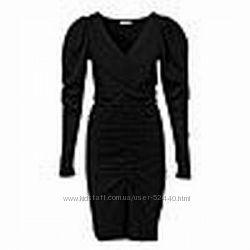 Платье H&M. Все сезоны Элегантный черный.