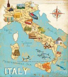 Уроки італійської мови.