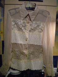 красивые блузы-рубашки
