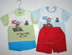 костюмы для маленьких мальчишек 6-12 мес.
