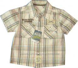 одежда на лето маленькому мальчишке 3-6 мес.