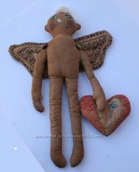 Супер подарок на день Валентина - Ангел ручной работы