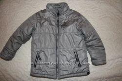 Модная куртка на мальчугана 4-5лет ADAMS