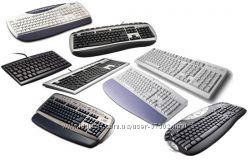 Клавиатуры для ноутов и компов