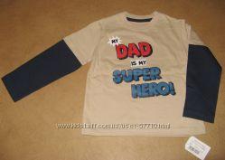 Рубашки, регланы от ТМ Mothercare.