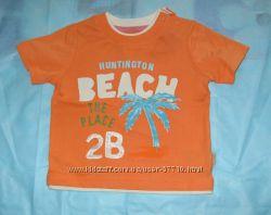 Пальмовая футболка от ТМ MotherCare.