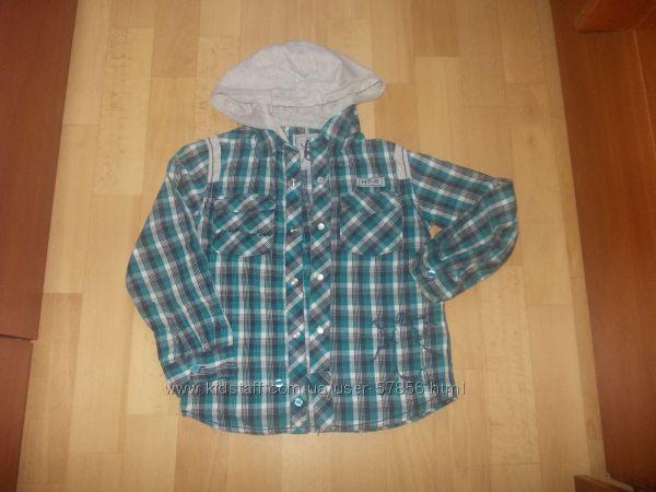 Рубашка MOTHERCARE на 6 лет