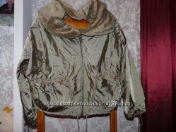 Просторная курточка, для животика