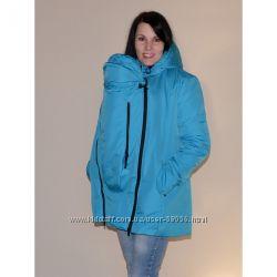 Куртки 3 в 1 беременность, слингоношение, куртка для мамы.
