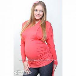 Красивые туники для будущих мам