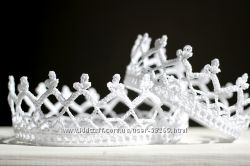 Корона Мария-Антуанетта для праздника, фотосессии.