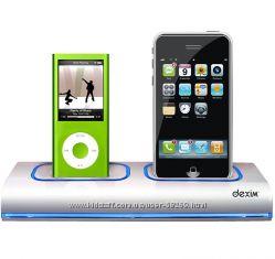 Двойная станция для зарядки iPhone, iPod