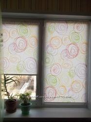 Рулонные шторы это красиво и недорого