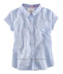 рубашки, футболки  для девочек C&A , ТСМ