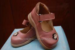 Туфли для девочки 19 размер Mothercare