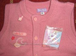 Красивенный новый костюм-человечек р 98 производителя Этти Детти на девочку