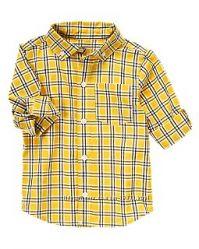 Рубашка Crazy8 маленькому моднику