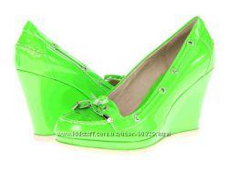 Sperry wedge  туфлі 25, 5см