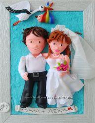Свадьбы, свадебные подарки, индивидуальные