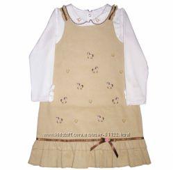 Сарафан, платье на 4-6 лет