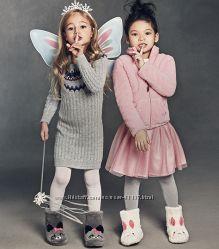 H&M. Огромный выбор одежды для взрослых и детей. Есть компания на шип