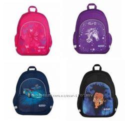 Школьные мягкие рюкзаки Herlitz для первоклассников