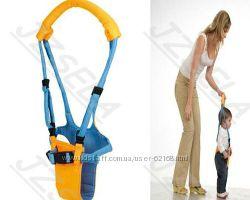 Первые безопасные шаги Вашего малыша вожжики MOONWALK