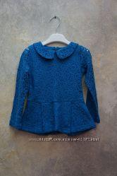 новая кружевная блуза британского брена pumpkin patch