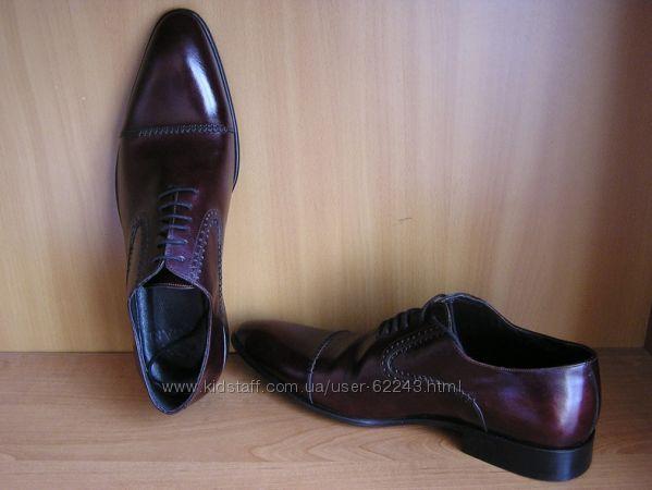 Мужская кожаная обувь, Турция