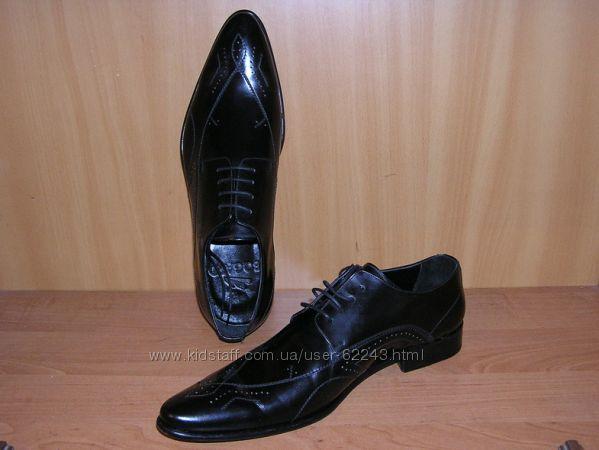 Кожаные  туфли, Турция
