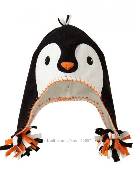 Выкройка шапочки пингвина своими руками