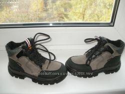 Деми ботиночки Элефантен на мальчика 26 размер. Гортекс