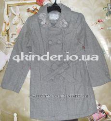 Супер пальто для девочки Deloras