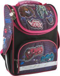 Ранец школьный каркасный Monster High 501-2K