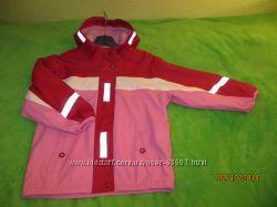 Демисезонная куртка HM р116-122, ветровка Next р116-122