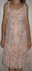 Красивое летнее платье для беременной