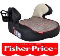 Автокресло FISHER PRICE Dream с подставкой группы II-III 15-36 кг