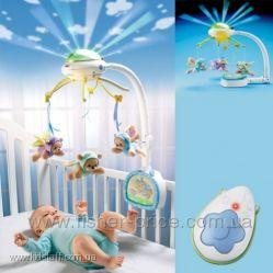 Продам Новый мобиль Сон бабочки Fisher Price