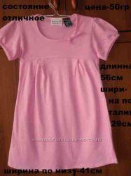 сарафаны, платья, юбочка и ночные рубашки девочке на рост 92-98см