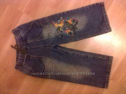 Брюки и джинсы на мальчика  92-104