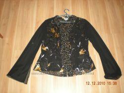 нарядная шифоновая блуза Польша